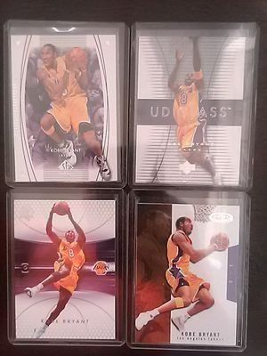 Kobe Bryant and Shaquille O'Neal Basketball Cards for Sale in Kissimmee, FL