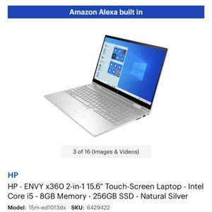 Hp Envy 2 In 1 Laptop for Sale in Manteca, CA