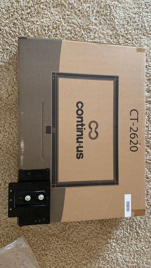 """Continu•us 26"""" tv brand new in box for Sale in Paradise, PA"""