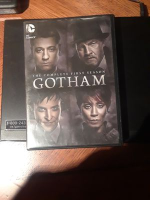 Gotham season 1 for Sale in Waterford Township, MI