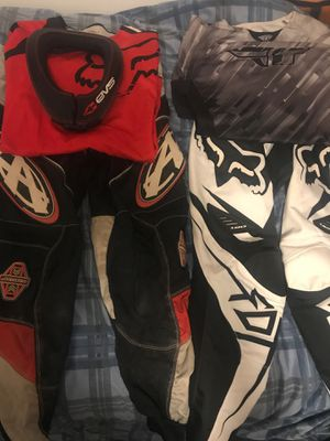 Motocross jersey and pants for Sale in Beaver Meadows, PA