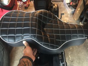 2 up Harley sportster seat for Sale in Kansas City, MO