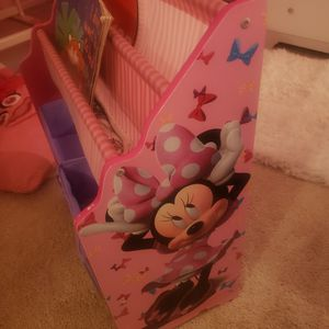 Toy And Book Organizer for Sale in Mount Laurel Township, NJ