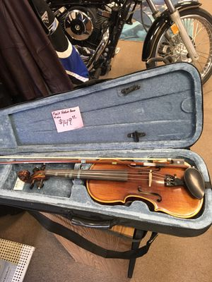 Fecit hebei anno song violin for Sale in Southington, CT