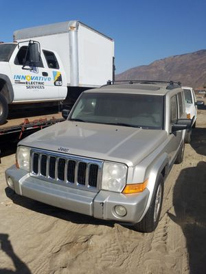 2007 jeep commander parting out for Sale in San Jacinto, CA