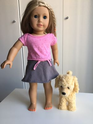 American girl doll and pet for Sale in Los Angeles, CA