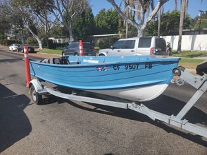 14 foot Starcraft Aluminum Boat. Trailer Not Included! Just Boat for Sale in Los Angeles, CA