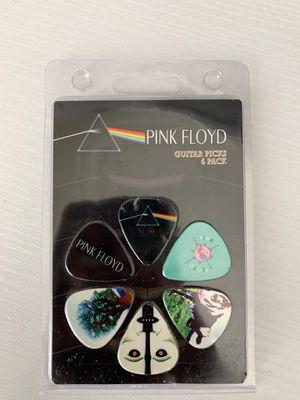 Pink Floyd Guitar Picks, 6-Pack for Sale in Menifee, CA