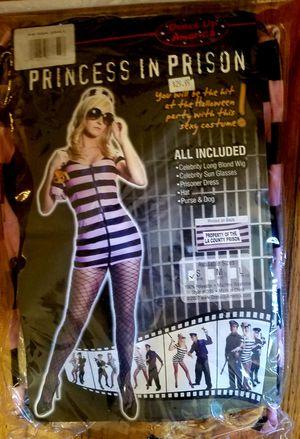 Sexy prisoner/paris hilton BN COSTUME for Sale in Naugatuck, CT