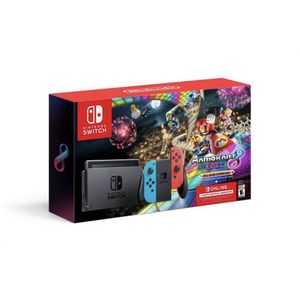 Nintendo Switch + Mario Kart 8 + 3 Month Membership for Sale in Daly City, CA