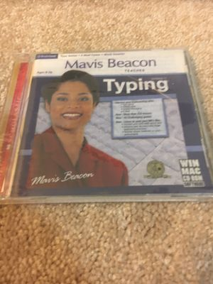 Typing Tutor software for Mac for Sale in Las Vegas, NV