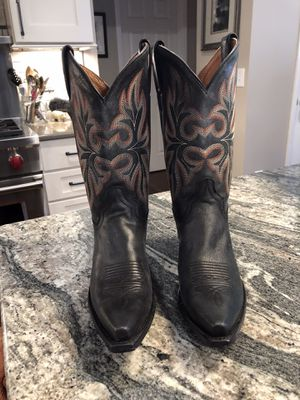 Ladies Leather Harley Boots for Sale in Hendersonville, TN