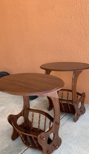 small wooden tables for Sale in Wahneta, FL