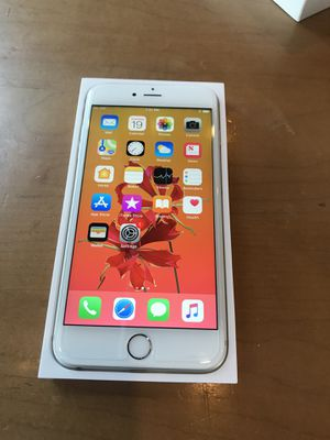 Unlocked iPhone 6S 32GB Telcel Tigo T-Mobile Verizon Metro Cricket AT&T for Sale in Chino Hills, CA