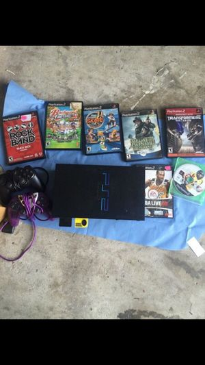 Ps2 for Sale in Jan Phyl Village, FL