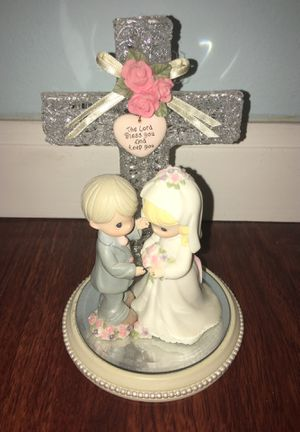 Precious Moments Wedding Day Collectible Statue for Sale in Coral Springs, FL