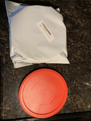 4- 7 cup (1.25 L) Pyrex lids for Sale in Springfield, VA