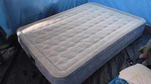 OZark Trail air mattress queen size for Sale in Portland, OR