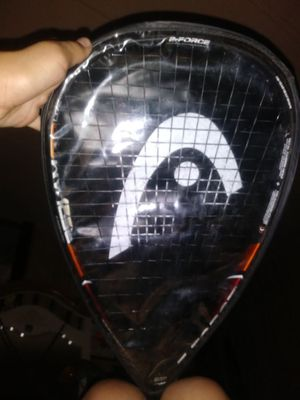 Tennis racket and cover for Sale in Wildomar, CA