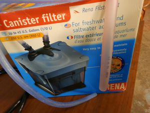 Canister filter for Sale in Tulsa, OK