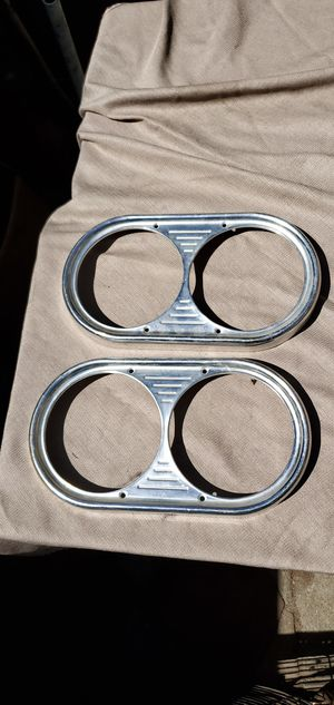 1959 Impala and El Camino headlight bezels for Sale in Anaheim, CA