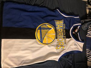 Golden State Warriors NBA Jersey for Sale in Greensboro, NC