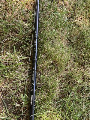Graphite Okuma fishing rod for Sale in Stockton, CA