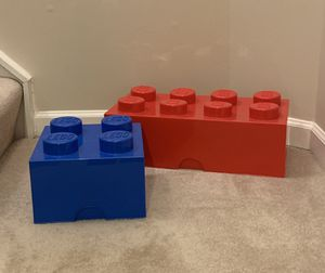 Stackable LEGO Storage Containers for Sale in Vienna, VA