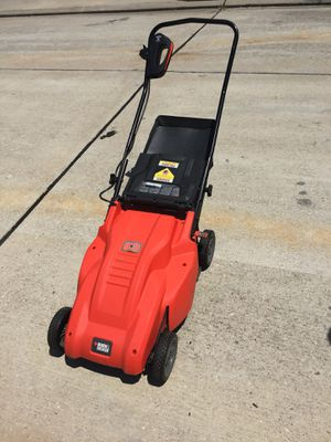 Corded electric lawn mower for Sale in Humble, TX