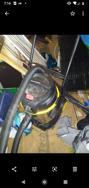 Shop vac works fine for Sale in Quapaw, OK