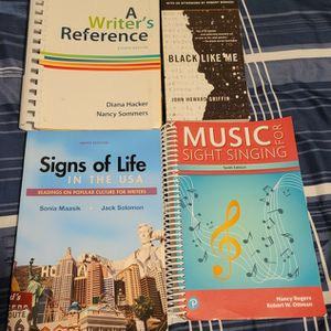 College Texbooks and More for Sale in Fresno, CA