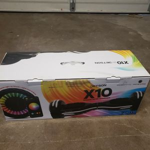 X10 JETSON Hoverboard for Sale in Pomona, CA