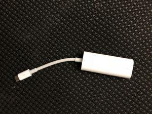 Thunderbolt 3(USB-C) to Thunderbolt 2 Adapter for Sale in South Brunswick Township, NJ