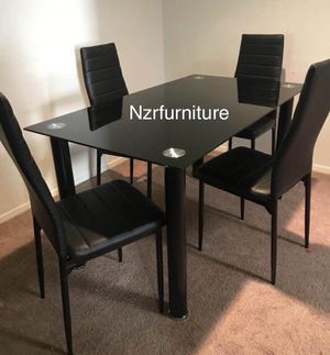 New 5-PC Breakfast Kitchen Table Set for Sale in Austin, TX
