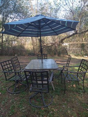 Outdoor Dining Table for Sale in Woodstock, GA