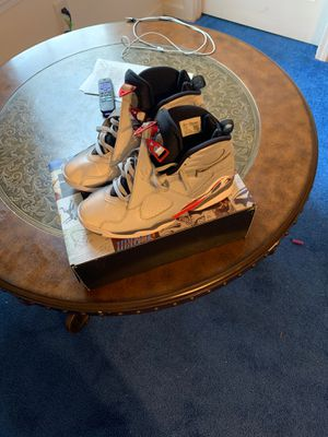 Air Jordan retro 8s men size 10/5 for Sale in Kingston, GA