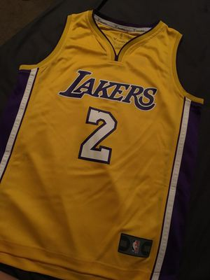 LAKERS # 2 LONZO BALL JERSEY for Sale in Los Angeles, CA