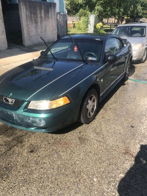 2000 Ford Mustang 5Speed Stick Shift for Sale in MIDDLE CITY EAST, PA