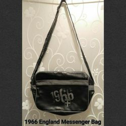 """1966 ENGLAND"" MESSENGER BAG (READ) for Sale in Ontario,  CA"