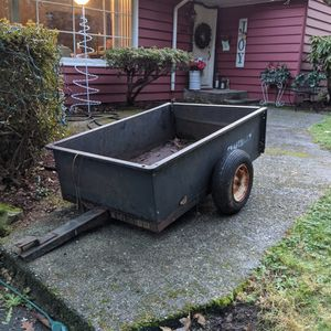 Craftsman Pull Behind Trailer for Sale in Kent, WA