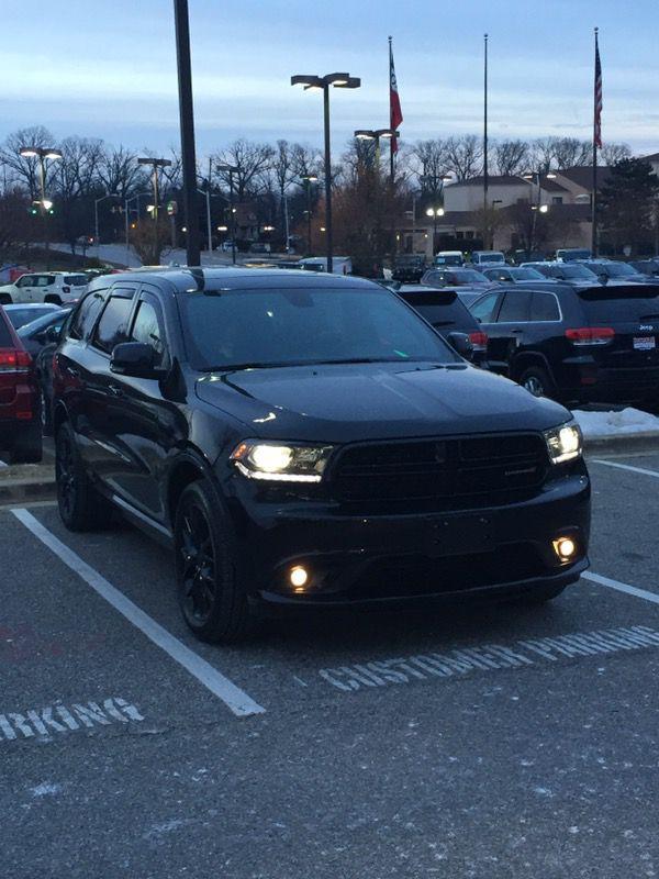 2015 Dodge Durango Awd Limited