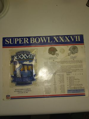 Super Bowl Patch for Sale in Knoxville, TN