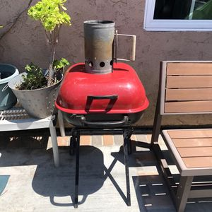 Walk-A-Bout Portable Charcoal Grill for Sale in Garden Grove, CA