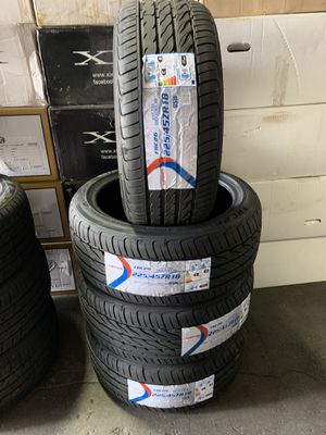 225/45ZRF18 SAFERICH TIRES for Sale in Irwindale, CA