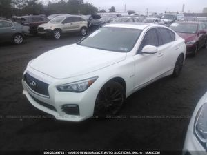 Parting out Infiniti Q50 3.0 for Sale in Opa-locka, FL