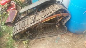 Snowmobile track make offer skids included for Sale in Tacoma, WA