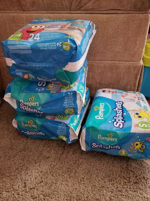 Pampers Splashers for Sale in San Marcos, CA