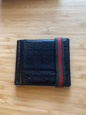 Gucci BLK wallet for Sale in San Marcos, CA