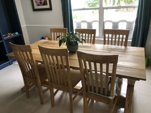 Farmhouse Dining Table! for Sale in West Palm Beach, FL
