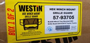 Westin HDX Grille Guard 57-93705 for Sale in Plainfield, IL